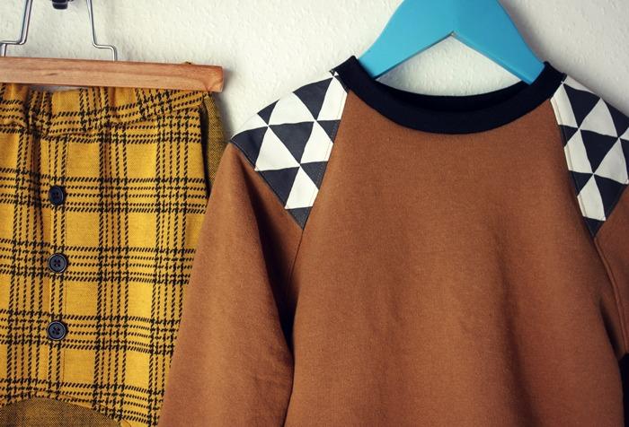 Sweatshirt and pants