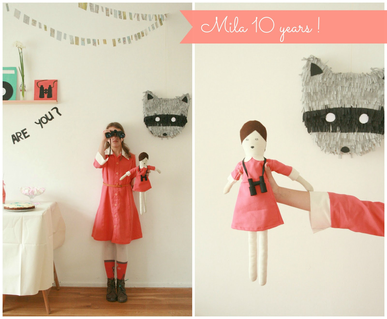 Moonrise Kingdom Party  by  MIKO DESIGN