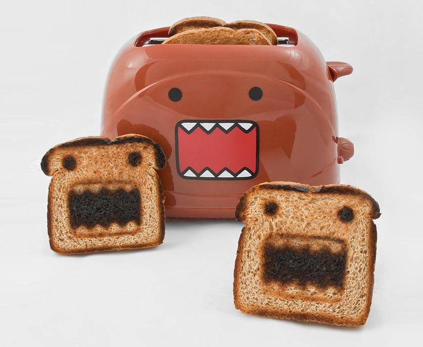 Domo Toaster { via }