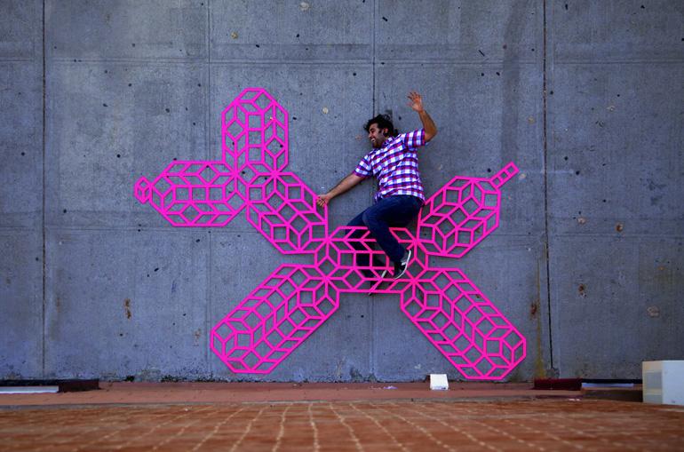 Play Ground by  AAKASH NIHALANI  {via  Design Boom }