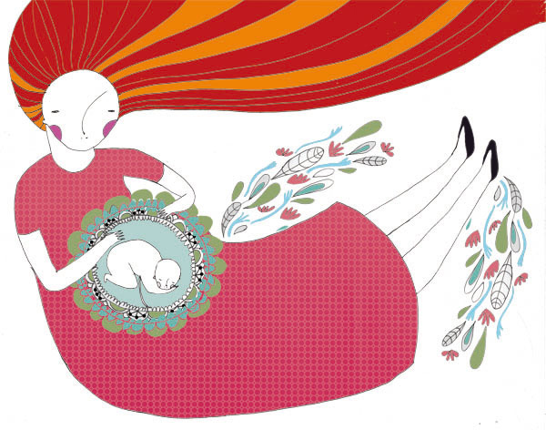 Ilustración  SILVANA AVILA