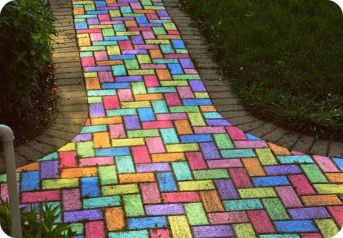 Mosaicos de colores