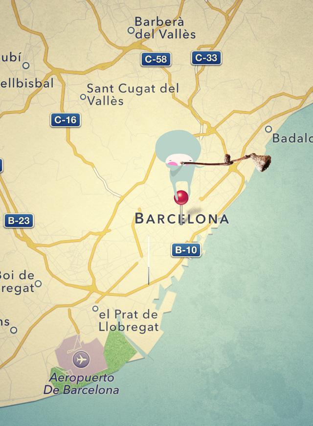 Dulce Debut en Barcelona (Junio'13)