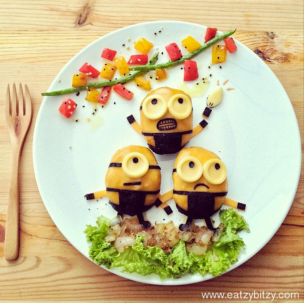 Keep Calm & Eat Minions