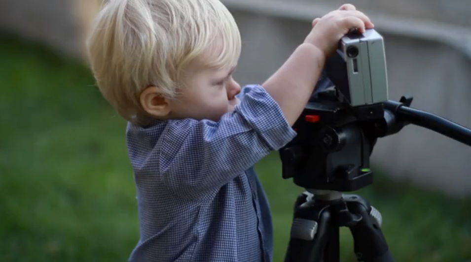 BUDDY'S FIRST FILM by Jason Erickson
