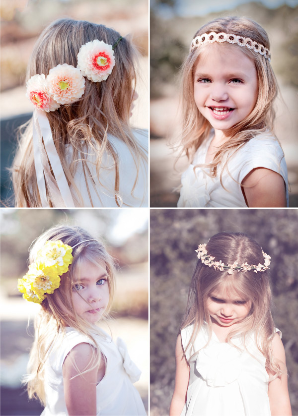 Flower Girl  by Style me pretty
