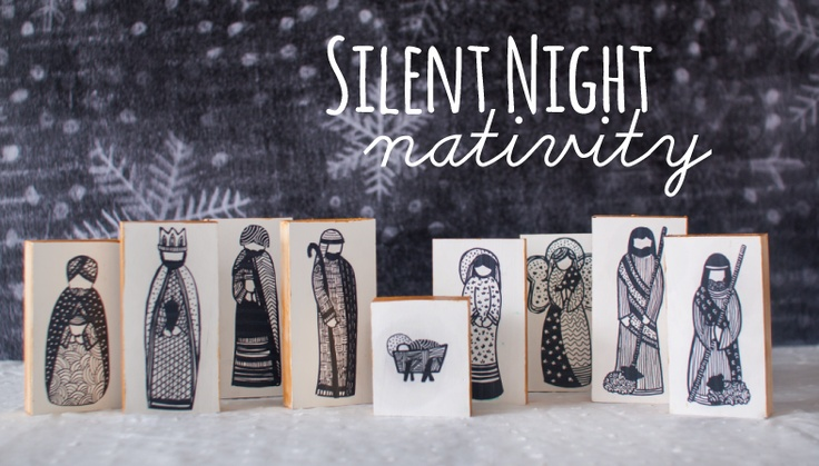 SILENT NIGHT NATIVITY