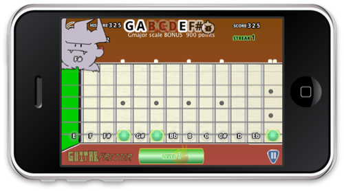 Guitar Fretter 1.3 Preview Gallery