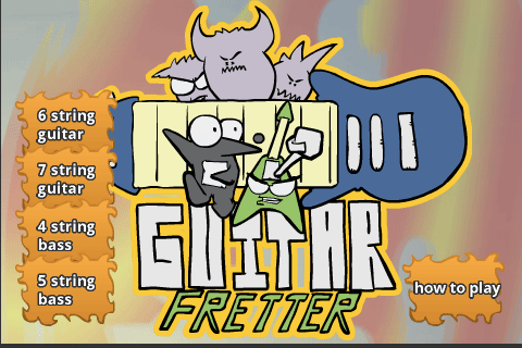 Guitar Fretter 1.2 Release Notes + Images