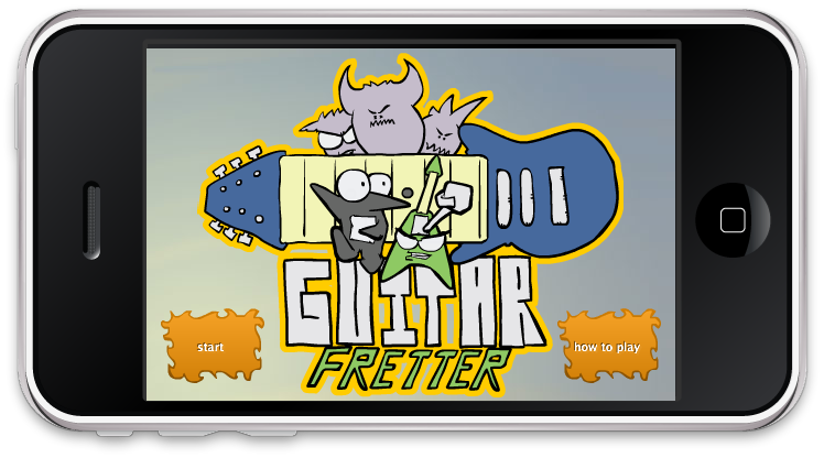 Guitar Fretter 1.1 Release Notes and Screens Gallery