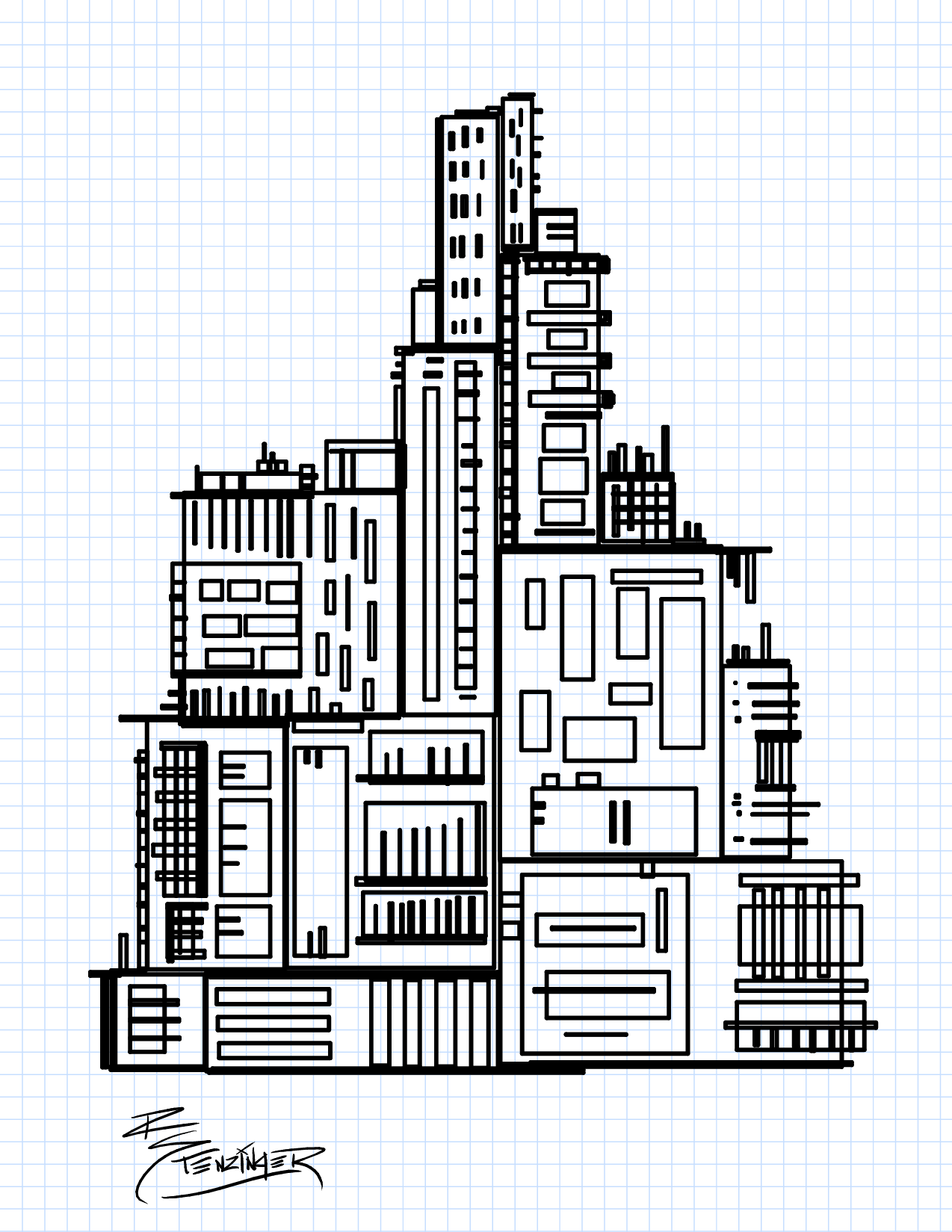 Drawing with Rectangles - Buildings 3.png