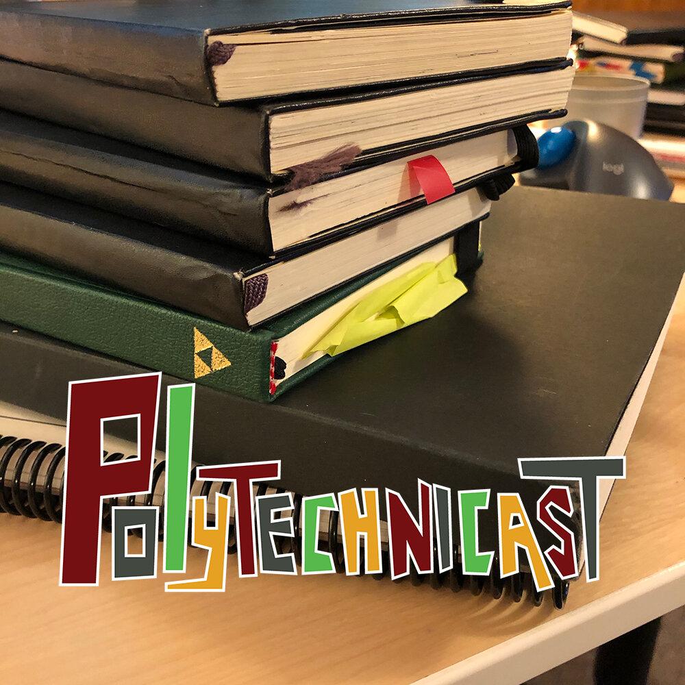 Polytechnicast - Notebooks and Sketchbooks.jpg