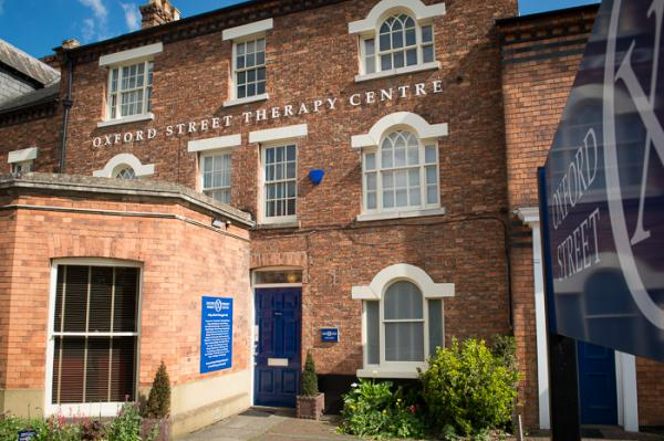 Oxford Street Therapy Centre, Wellingborough