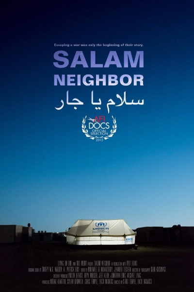 Salam Neighbor: Escaping a war was only the beginning of their story.