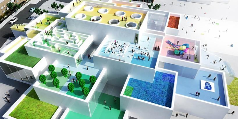 big-bjarke-ingels-group-lego-museum-billund-denmark-construction-designboom-02-818x409.jpg