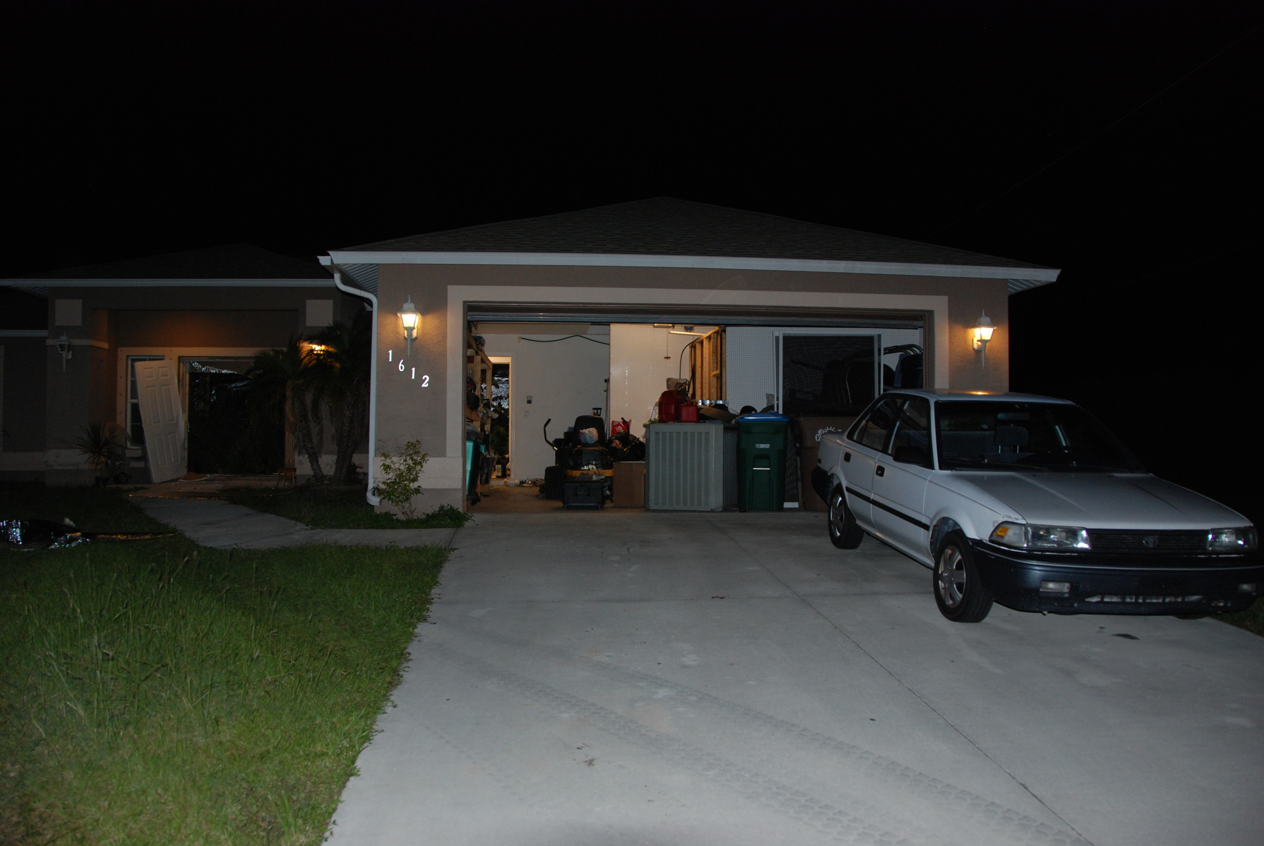 PHOTO: Cape Coral Police Department busted 2 additional marijuana grow houses linked to Jair Baluja-Martinez. (Photo Courtesy of Cape Coral Police Department)