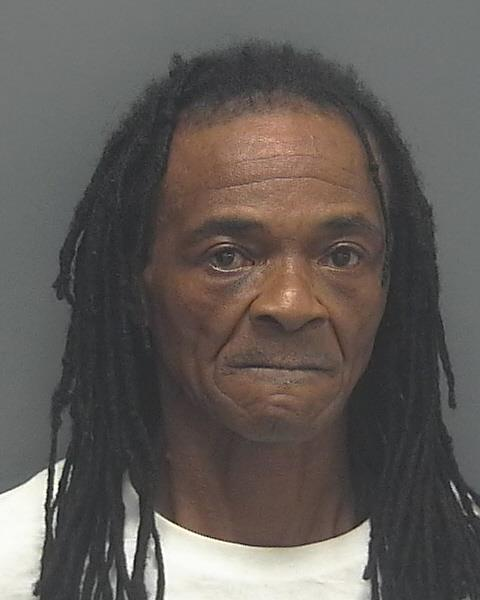 "PHOTO:  Arrested: Norman Winston Clarke (AKA ""Rasta""), B/M, DOB: 06-03-1954, of 827 Diplomat Parkway E, Cape Coral.  (Photo Courtesy of  LCSO )"