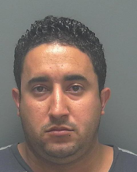 ARRESTED : Jorge Felix Brito, W/M, DOB: 03-25-1985, of 51 NW 33rd Terrace, Cape Coral.  CHARGES : MARIJUANA-TRAFFIC (EXCESS OF 25 LBS OR 300 PLANTS OR MORE), DRUGS-TRAFFIC (POSSESS STRUCTURE VEH KNOW TRAFFIC DRUGS).