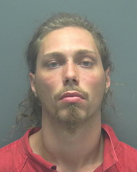ARRESTED  : Lorenzo Alberto Bustamante, W/M, DOB: 10-02-1990, of 1105 El Dorado Blvd. N., Cape Coral.    CHARGES : Aggravated Assault w/ Intent to Commit a Felony (x2), Armed Burglary, Battery, and Culpable Negligence.