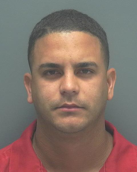 PHOTO:  ARRESTED :Guillermo Abreu, W/M, DOB:09-12-1985, of 1106 SW 28 Place, Cape Coral.  CHARGES : Marijuana Cultivation, Possession of Drug Paraphernalia, Trafficking in Opiates, Possession of a Structure for Drug Manufacturing w/ Minor Present. (Photo Courtesy of  LCSO )