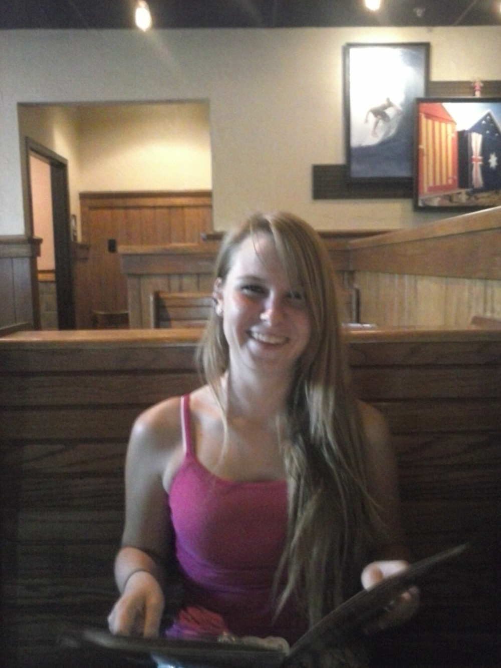 PHOTO:  Lena Pate, 16, of Cape Coral has been located safe and sound.  (Photo Courtesy of Cape Coral Police Department)