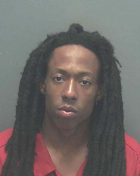 ARRESTED : Rondre Royal Thomas (B/M 2/28/1995), of 424 SW 23rd Ter., Cape Coral, FL.  CHARGES : Shooting a Missile into an Occupied Dwelling or Vehicle / Aggravated Battery / Assault with Intent to Commit Felony