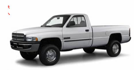 The Cape Coral Police Department is currently looking for a mid to late 1990's Dodge Ram pickup truck, which was involved in a hit and run traffic crash on February 1, 2015 at approximately 7:58 PM.The truck is white in color and had a silver topper on the bed of the truck. It will also have damage to the right front side (passenger side) which will included a broken head light, mirror and possible parts of the chrome front grill.  Above is a picture illustrating the type of truck, and is  not  a picture of the actual suspect vehicle.