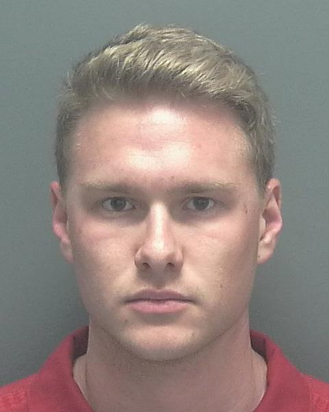 ARRESTED: Samuel H. Hatfield (W/M 10/02/96), of2414 SW 40th Ter., Cape Coral, FL.   CHARGES: Burglary of an Unoccupied D welling,  Grand Theft,Possession of Cannabis (Under 20 grams)