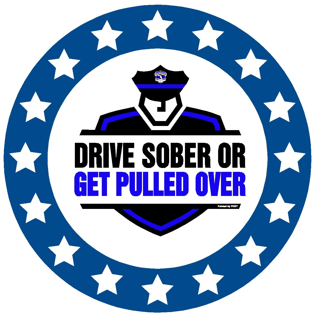 PHOTO: Drive Sober or Get Puled Over logo. (Photo Courtesy of Cape Coral Police Department)