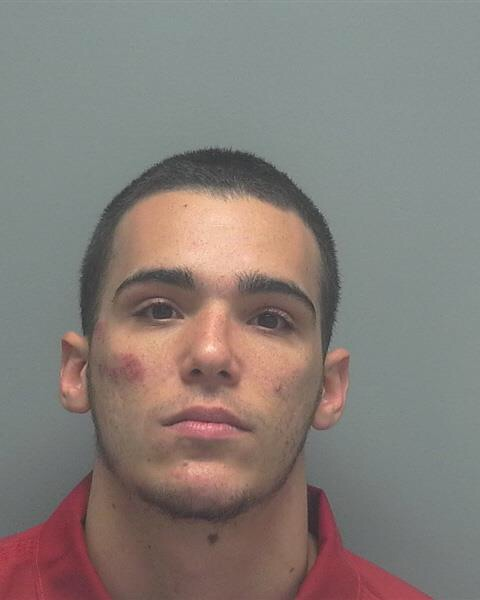 ARRESTED: Christopher Gonzalez, W/M, DOB: 11-25-1996, of 212 SE 43rd Terrace, Cape Coral, FL.  CHARGES: Robbery-Home Invasion with a Firearm, Extortion, and Burglary of a Conveyance