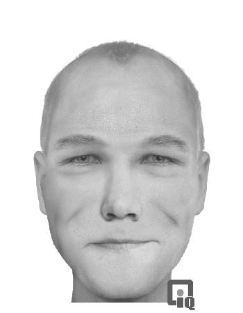 """PHOTO: Composite photo showing a white male, thin build, about 6'01"""", thin face with high cheek bones, having short blond hair, with light eyes. In addition, the male will have a scorpion tattoo on his right wrist. The tattoo is described as a stencil, no color in the tattoo other than black. He is a suspect for grand theft, burglary, and aggravated battery. (Photo Courtesy of Cape Coral Police Department)"""