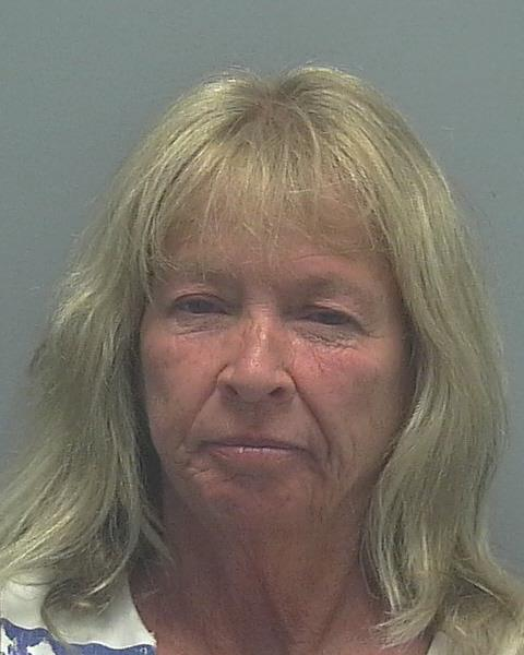 ARRESTED:Leslie Rae Riccardi,W/F, DOB: 06-08-1961, of 804 NW 19th Pl.,Cape Coral, FL. LOCATION: 4300 block of Chiquita Blvd S CHARGES: DUI