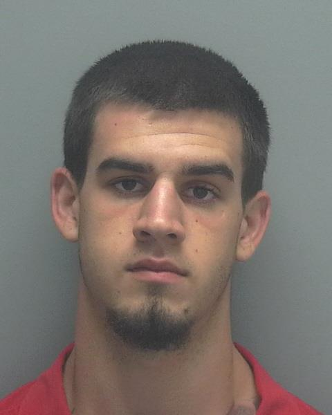 ARRESTED :Robert Kondor,W/M, DOB:01-24-1998, of 1233 NW 25th Avenue,Cape Coral.  CR# :17-005480  CHARGES :Grand Theft Auto
