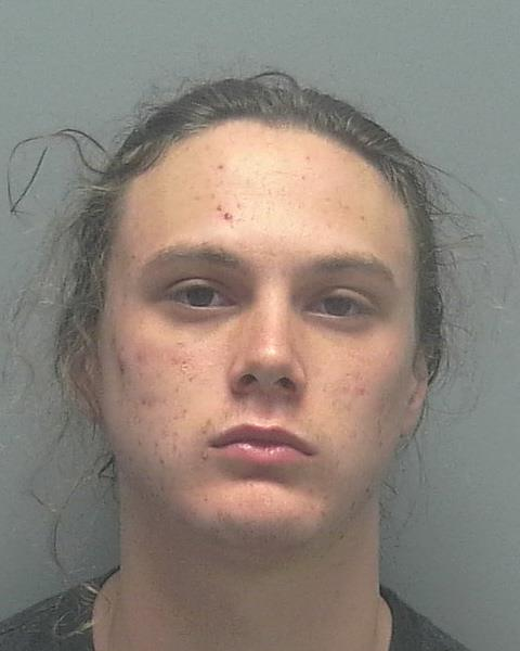 ARRESTED: Christopher John Lawrence LeFande, W/M, DOB: 11-7-99, of 2650 NW 9th Street, Cape Coral FL. - CHARGES: Driving Under the Influence, Possession of Marijuana Under 20 Grams
