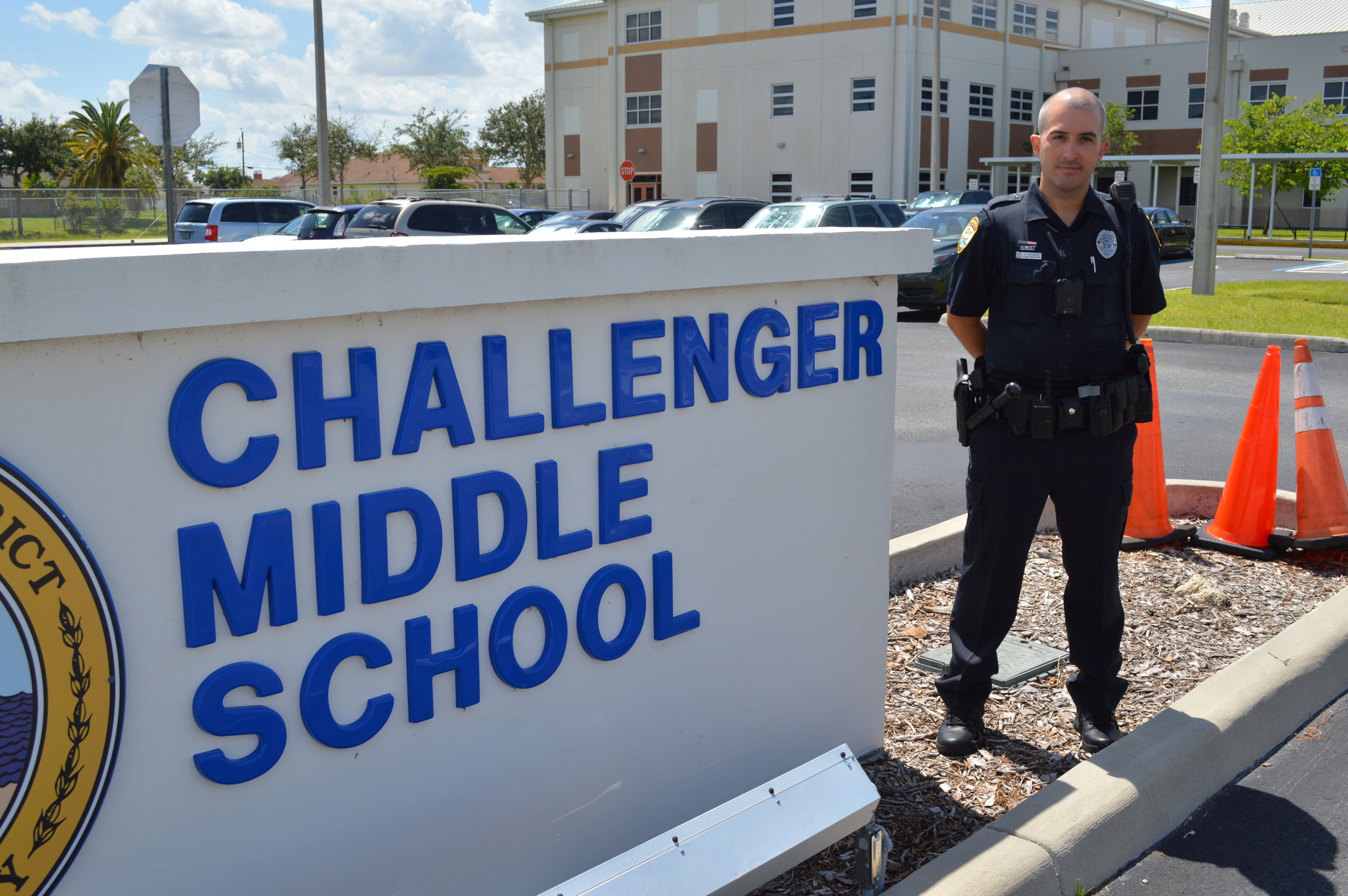 Challenger Middle - 624 Trafalgar Pkwy, Cape Coral, FL(239) 242-4341SRO Walter Hermanwherman@capecoral.net