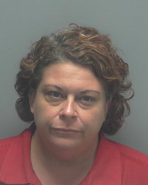 ARRESTED: Brandi Erika Wolfert, W/F, DOB: 01/23/1976, Homeless - CHARGES: Possession of Cocaine, Possession of Heroin, Possession of Alprazolam, Possession of Drug Paraphernalia, and Attaching a Registration License Plate Not Assigned