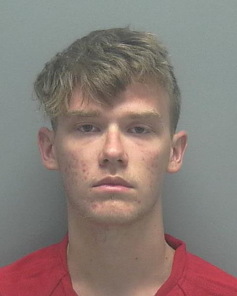 ARRESTED: Nathan Ian Grames, W/M, 08/01/2000, of616 NW Douglas Pkwy - CHARGES: Burglary of a Vehicle, Grand Theft of a Motor Vehicle, and Grand Theft