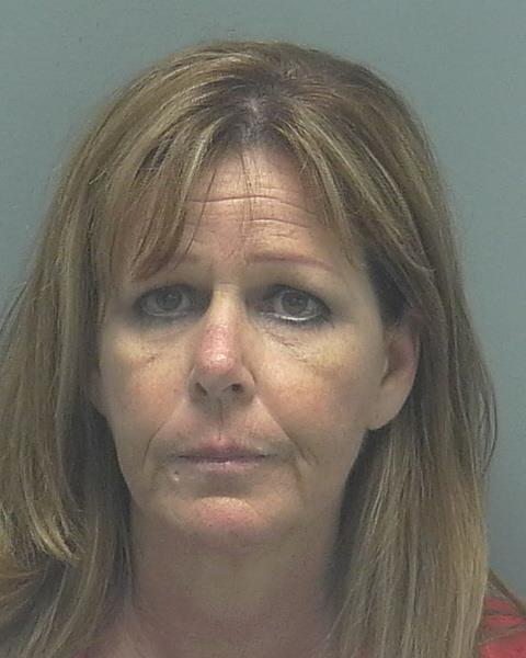 ARRESTED: Sharon Patricia Hayden, W/F, DOB: 09/24/1965, of Fort Myers - CHARGES: DUI and DUI with Property Damage