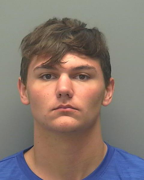 ARRESTED: Tristan Held, W/M, DOB: 07/10/2002, 3061 Sunset Pointe Cir - CHARGES: Robbery with a Firearm and Grand Theft