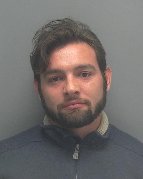 ARRESTED: Patrick Ivan Gomez, W/M, DOB: 04/19/1989, of Cape Coral - CHARGES: DUI with a BAC Over .15