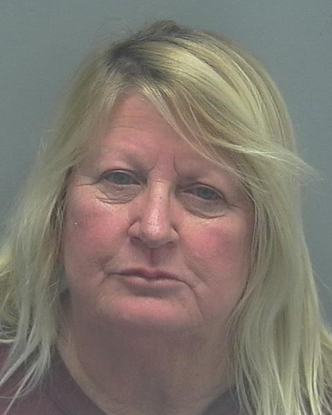 ARRESTED: Esther Trapp, W/F, DOB: 10/16/1952,132 SW 31st ST - CHARGES: DUI and Leaving the Scene of a Traffic Crash