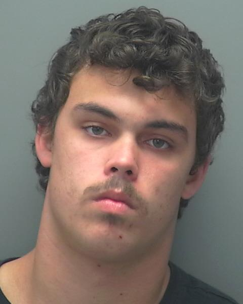 ARRESTED: Brett Dwight Pelham, W/M, DOB: 05/02/2002,753 SW 5th Ter - CHARGES: DUI Manslaughter, Vehicular Homicide, Driving Without a License Causing Death, Possession of a Controlled Substance