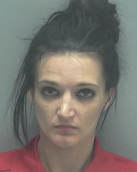 ARRESTED: Ashley Lynn Shirley, W/F, DOB: 05/05/1993,4913 Vincennes ST - CHARGES: Possession Methamphetamine, Possession of Heroin, Possession of Drug Paraphernalia, Resisting Law Enforcement Without Violence, and Permit Unauthorized Person to Drive