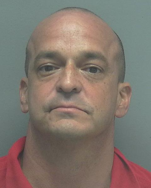 ARRESTED: Hugh Waldemar Jervis (W/M, DOB: 04/08/1973, 808 Miramar ST - CHARGES: Robbery by Sudden Snatching, Child Abuse, Possession of a Controlled Substance Without a Prescription (Fentanyl)