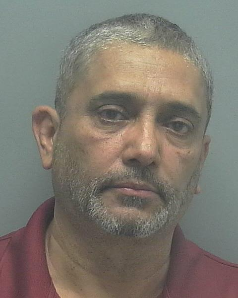 ARRESTED: Alex Alfonso Lazo, W/M, DOB: 8-24-58, of 4337 SW 6th Place, Cape Coral FL. - CHARGES: Driving Under the Influence With BAC% Over .15%