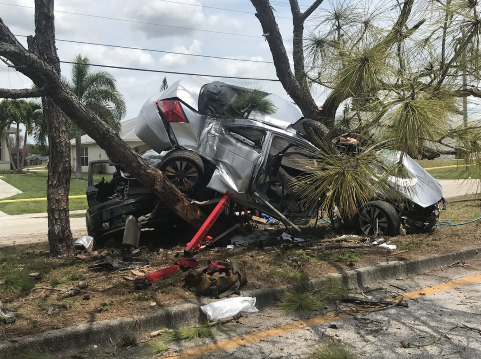 UPDATE: Road Rage Results In Felony Charges — Cape Coral