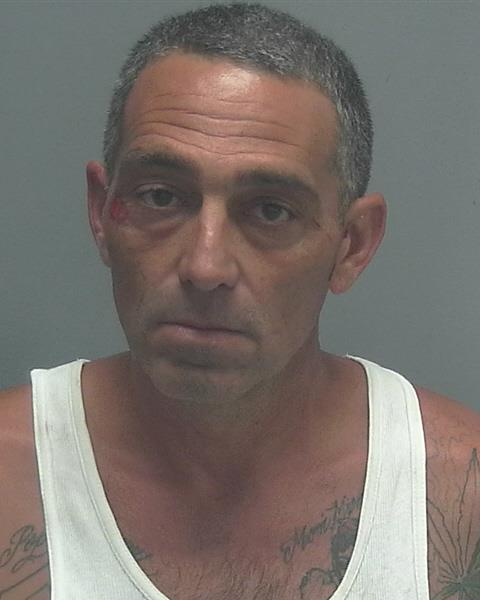 ARRESTED: Brian Anthony Trimarco, W/M, DOB: 4-17-73, of 3113 W. Cortez Drive, Bradenton FL. - CHARGES: Driving Under the Influence, Driving While License Suspended, Resisting Without Violence