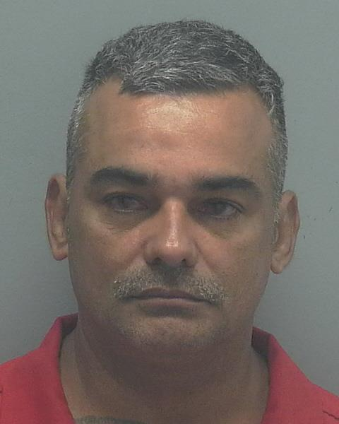 ARRESTED:  Rogelio Miranda-Espinosa, W/M, DOB: 1-16-68, of 1037 Myakka Drive, North Fort Myers FL.  CHARGES:  Burglary of a Dwelling, Possession of Burglary Tools, Criminal Mischief Over $200/Under $1000, Grand Theft, Driving on Suspended License (Knowingly)