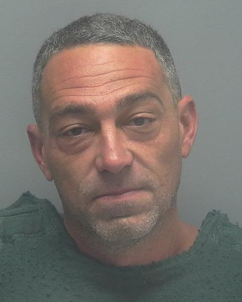 ARRESTED:  Brian Anthony Trimarco, W/M, DOB: 4-17-73, of 3113 West Cortex Drive #38, Bradenton FL.  CHARGES:  Driving Under the Influence, Refusal to Submit to Breath Test After Prior Refusal, Driving With Suspended License