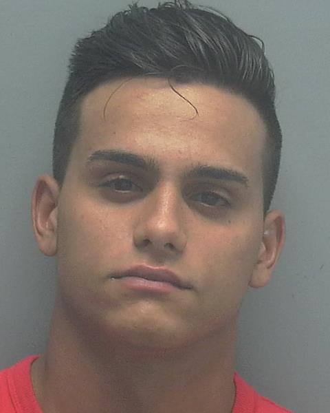 ARRESTED:  Jean Michel Andino Rivero, W/M, DOB: 6-18-98, of 846 NE 7th Avenue, Cape Coral FL.  CHARGES:  Driving Under the Influence, Participating in Unlawful Race